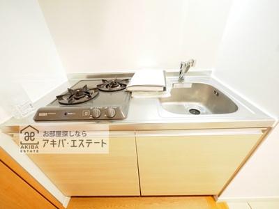 【キッチン】スパシエジーベック亀戸
