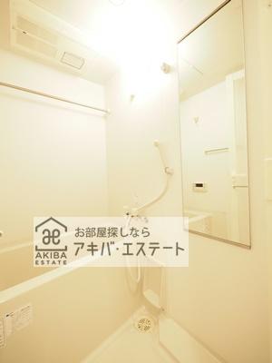 【浴室】スパシエジーベック亀戸