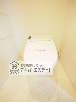 【トイレ】スパシエジーベック亀戸
