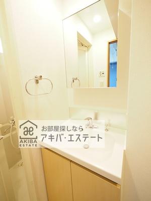 【独立洗面台】スパシエジーベック亀戸