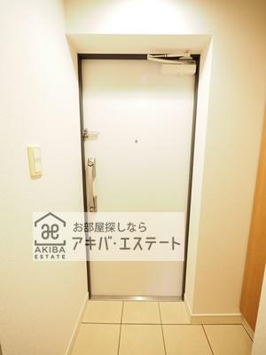【玄関】スパシエジーベック亀戸