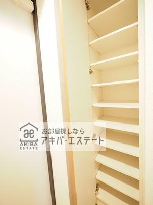 【収納】スパシエジーベック亀戸