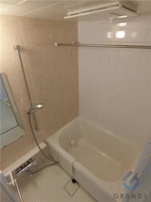 高温差し湯・オートバス・浴室乾燥設備付き
