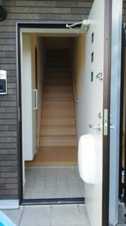 【玄関】レスタンノール