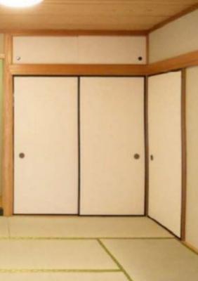 【収納】ロイヤルパレス(緑4)