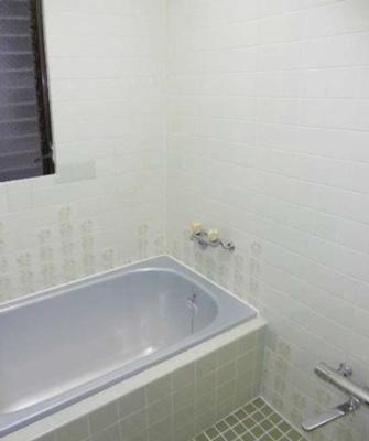 【浴室】ロイヤルパレス(緑4)
