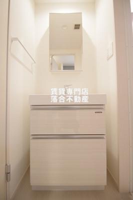 【独立洗面台】リブリ・ウェスタ橋本