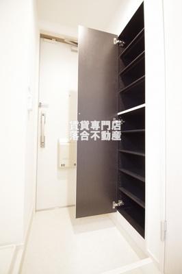 【玄関】リブリ・ウェスタ橋本