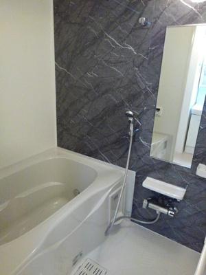 【浴室】リバーサイドガーデン