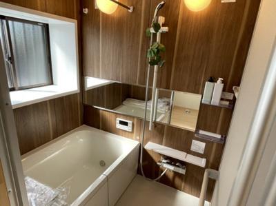 【浴室】小路口本町 中古住宅