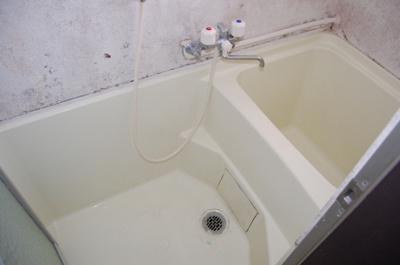 【浴室】コーポ阿倉川