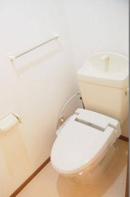 【トイレ】メゾニティ 川西A