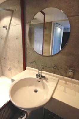 【洗面所】アルシェ ドゥ デザイナーズ 浴室乾燥機 オートロック
