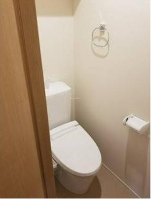 【トイレ】プラントパインツリー押上