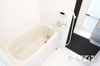 【浴室】マンション栄光