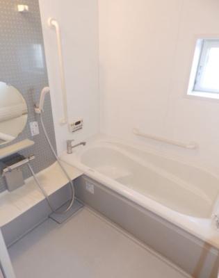 【浴室】ロイヤルコートC棟