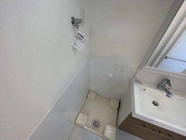 【洗面所】ブランTAT尼崎七松町Ⅰ
