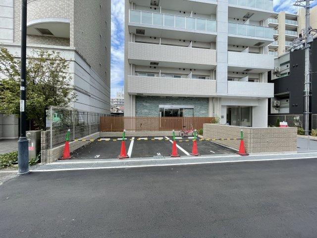 【駐車場】ブランTAT尼崎七松町Ⅰ
