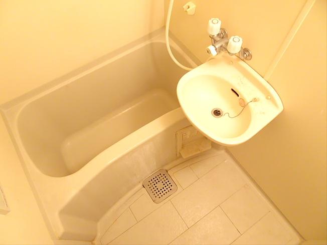 【浴室】アゼリアハイム