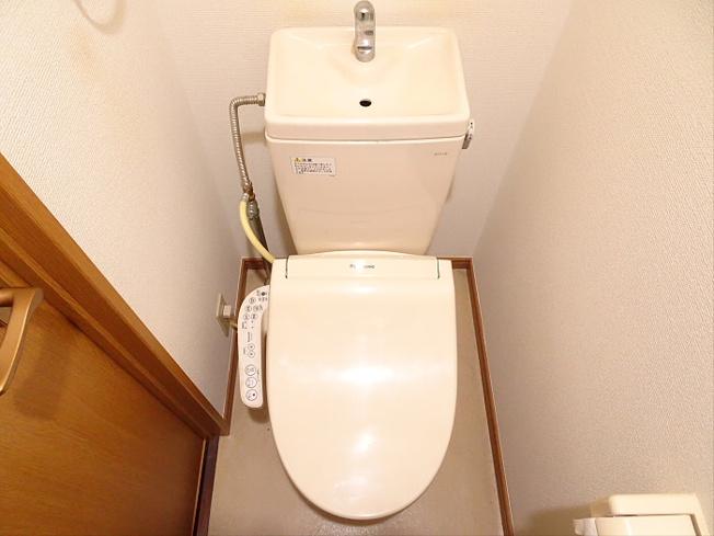 【トイレ】アゼリアハイム