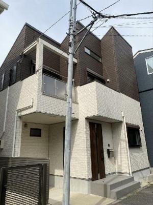 【外観】高円寺北1丁目戸建