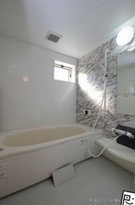 【浴室】ルーエⅢ