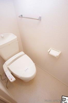 【トイレ】ルーエⅢ
