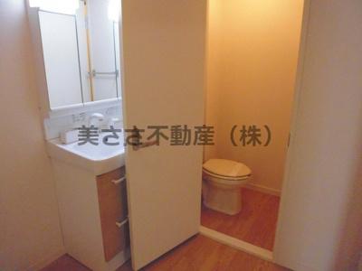 【独立洗面台】八王子サニーハイツ