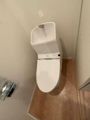 【トイレ】西池袋貸家