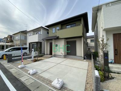 【外観】雄琴5丁目 分譲6区画6号地