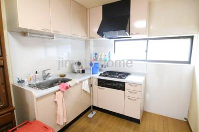 【キッチン】三先1丁目貸家