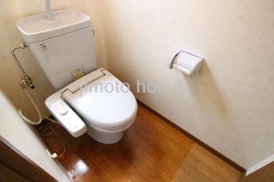 【トイレ】三先1丁目貸家