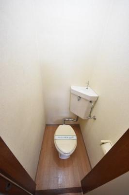 【トイレ】みはるハイツ
