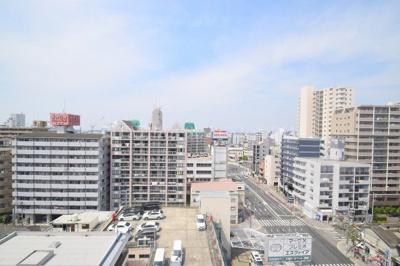 【庭】W-STYLE福島Ⅱウィステリア