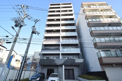 【外観】W-STYLE福島Ⅱウィステリア