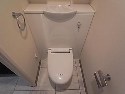 【トイレ】KAISEI神戸海岸通第2