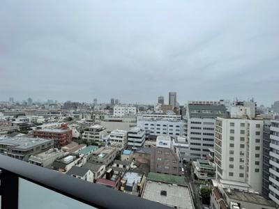 【展望】アーバネックス西新宿Ⅱ