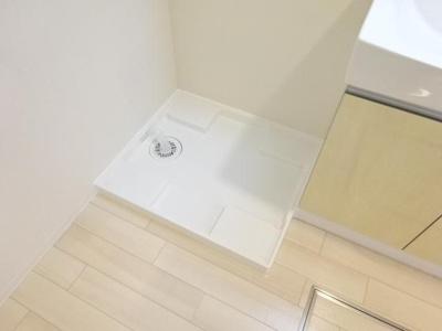 室内洗濯機置場(イメージ)