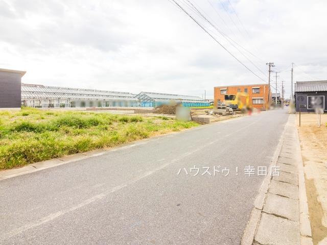 【外観】西尾市一色町松木島20-2期(シリーズ名:リナージュ)全6棟