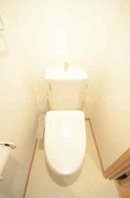 【トイレ】サニーサイド旗の台
