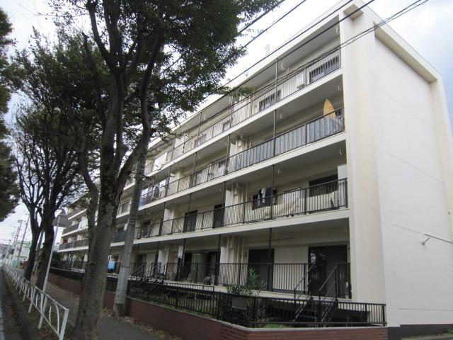 MAC実籾マンション 2DK 新栄1丁目 小家族や単身者にも人気の3階部分、陽当たり良好です!仲介手数料無料です。