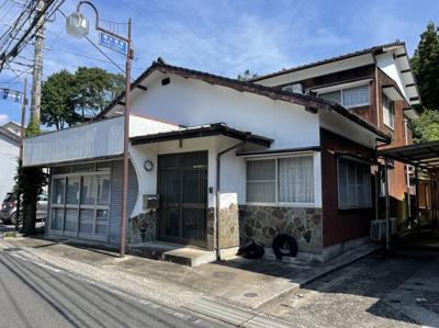 【外観】佐々町小浦免店舗・住宅