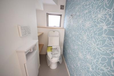 1階ウォシュレットトイレ