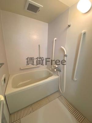 【浴室】サンシャインブレセットハウス 仲介手数料無料