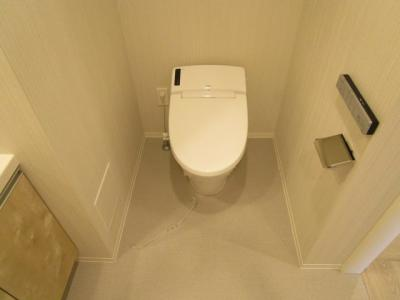 【トイレ】プラウドフラット中野