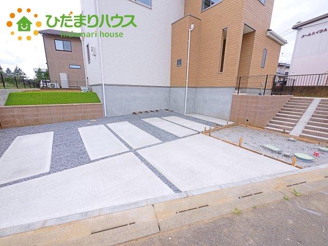 【駐車場】阿見町中央2期 新築戸建