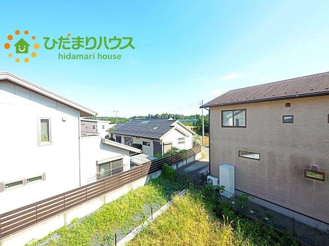 【展望】阿見町中央2期 新築戸建