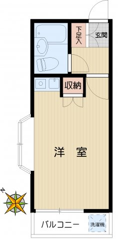 シティコート神楽坂の画像