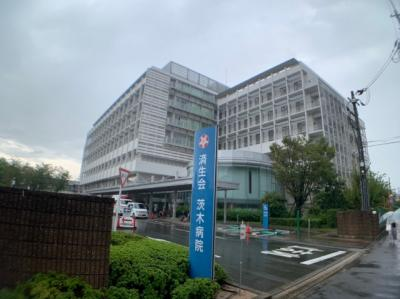 大きな病院も近いです。