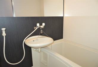【浴室】ドミトリー魚崎